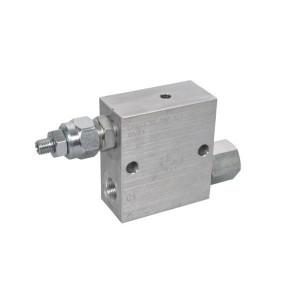 Volgordeventiel FPSQD   Aluminium