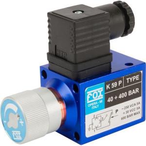 Drukschakelaar (electrisch) K5 | IP 65 DIN 40050