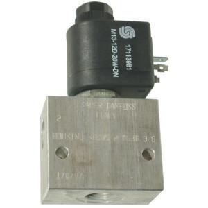 Inline ventielen 2/2 - N.C. 2-richtingen SVP 08-CDB 230 bar | Aluminium | Nitrilrubber (NBR) | 3 bar | 100 %
