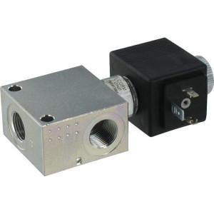 Inline ventielen 2/2 - N.C. 1-richting EC 380 bar | 1 richting afgesloten | Exclusief stekker SP 666