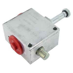 Inline ventielen 2/2 - N.C. 1-richting VEB 230 bar | Aluminium