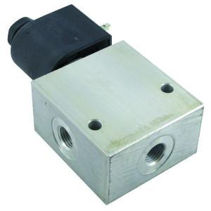 Inline 3/2 Ventiel SV 08 230 bar | Aluminium | Nitrilrubber (NBR) | 3 bar | 100 %