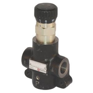 3-Weg stroomregelventiel type MTKA | M22 x 1,5 | 315 bar