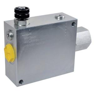 3-Weg stroomregelventiel type VPR EP in staal | BSP-binnendraad | Grofafstelling