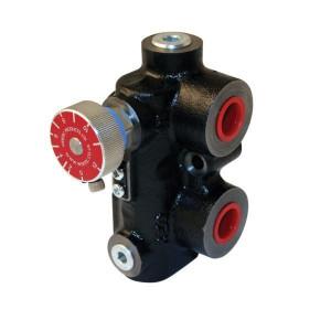 3-Weg stroomregelventiel 2FV2V   250 bar   114 l/min   Gietijzer