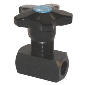 Smoring 2 stromingsrichtingen FT 257/2 met kunststof handknop