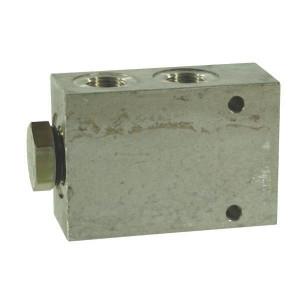 Stroomverdeelventiel CP340 | Aluminium | Nitrilrubber (NBR)
