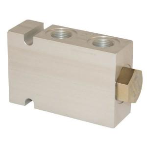 Stroomverdeelventiel CP341 | Aluminium | Nitrilrubber (NBR)