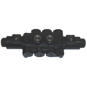 Inline 8/3 stuurventiel DFE | 60 l/min | Exclusief stekker SP 666
