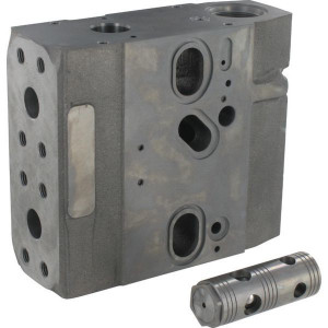Basis modulen PVB geen mogelijkheid shock ventielen PVG120