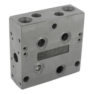 Basis module PVB met mogelijkheid voor shock ventiel A/B - PVG16