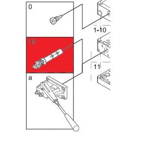 PC plunjers PVBS voor PVH (hydraulisch) zonder LS A/B