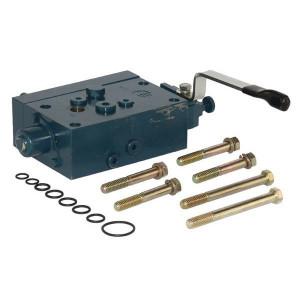 Basisventiel GV100 / en aanbouwventiel SV110 voor Ford-trekker