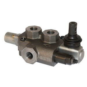 SD4 - 1 sectie | -20 +80 | Nitrilrubber (NBR) | 4 cm³/min | 250 bar