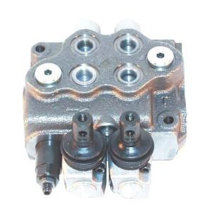 SD5 - 2 secties   3 cm³/min   Nitrilrubber (NBR)   315 bar   -20 +80