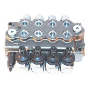 SD5 - 4 secties | Nitrilrubber (NBR) | 315 bar | -20 +80 | 3 cm³/min