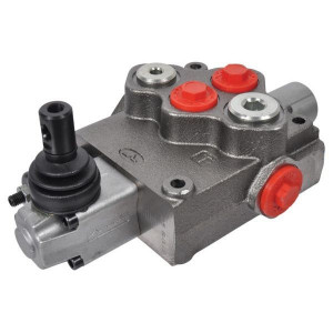 SD11 - 1 sectie | Nitrilrubber (NBR) | 3 cm³/min | 315 bar | -20 +80