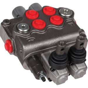 SD11 - 2 secties   Nitrilrubber (NBR)   3 cm³/min   -20 +80   315 bar