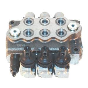 SD11 - 3 secties | 3 cm³/min | -20 +80 | Nitrilrubber (NBR) | 315 bar