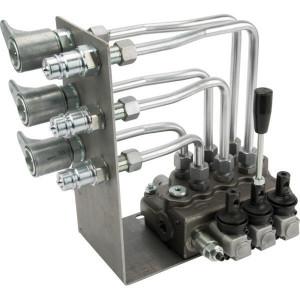 SD5 Ventielsets voor montage opbouw | -20 +80 | 315 bar | 3 cm³/min