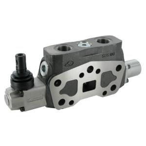 SDS180 Walvoil, werksecties | Nitrilrubber (NBR) | 315 bar | 3 cm³/min | -20 +80