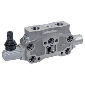 SD25 Walvoil, werksecties | 315 bar | Nitrilrubber (NBR) | 3 cm³/min | -20 +80