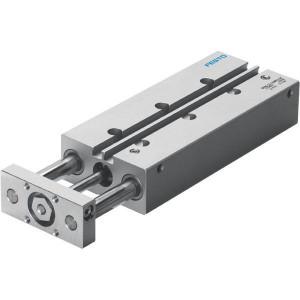 DFM-63-...-P-A-KF met kogellager-geleiding | Huis : Aluminium | G1/4 Inch | 1…10 bar | -5 + 60°C °C | 1.870 N | 1.750 N