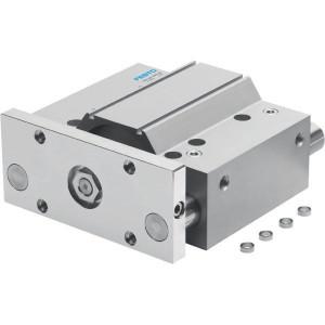DFM-100-...-P-A-KF met kogellager-geleiding | G3/8 Inch | 0,5…10 bar | -5 + 60°C °C | 4.712 N | 4.418 N