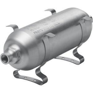 Persluchtketels 0,1-10 liter RVS, CRVZS-. | -0,95 16 bar | -10 + 100°C °C
