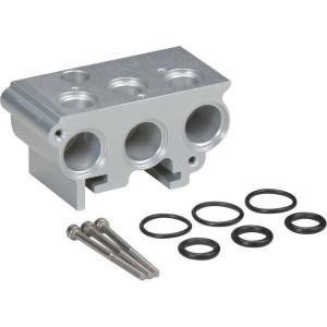 Onderdelen basisplaten | Aluminium
