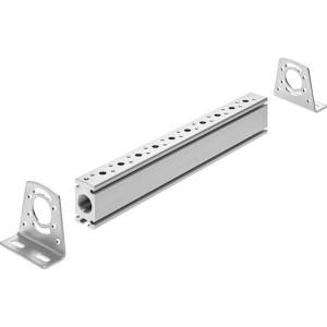Basisplaten VABM-B10-25E-serie | Gesmeed aluminium