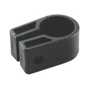 Kabelklem nylon zwart
