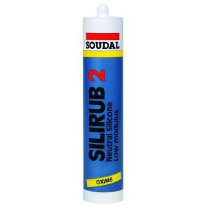 Siliconenkit Silirub 2 | Zuurvrij