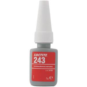 243 Schroefdraad-borgmiddel | Donkerblauw