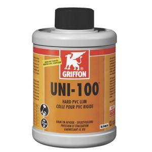 UNI- 100 hard PVC lijm Griffon | +60 °C °C