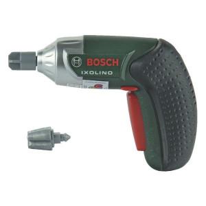 KL8602 Snoerloze schroefmachine Ixolino Bosch | GeluidDraaiende delen | 2 batterijen R03 nodig | 170x170x45 mm