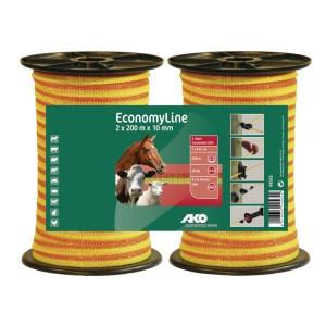 Afrasteringslint EconomyLine dubbelpack
