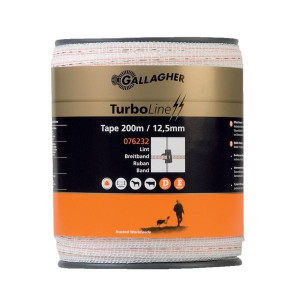 TurboLine lint 12,5mm   5 jaar UV-garantie