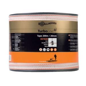 TurboLine lint 20mm   5 jaar UV-garantie