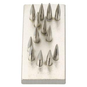 Bits voor markeerhamer, 20mm