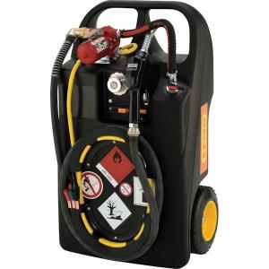 Benzine-Trolley Ex0 met electropomp accuklemmen | Benzine (brandstof)
