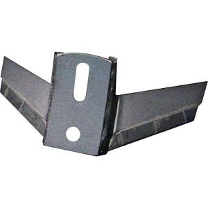 Carbide vleugelschaar