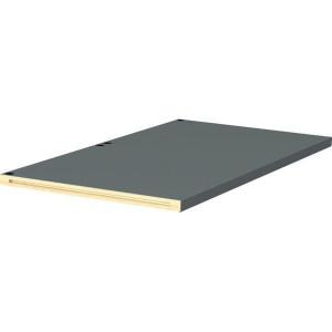 JLS2-PB.. Werkblad hout/inox