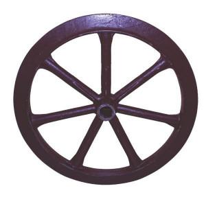 Universeel - Vorenpackerringen - 900 mm met ovale spaken