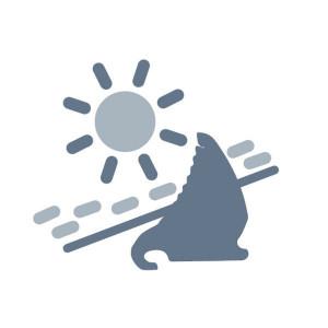 Gebogen afkamplaat passend voor Claas Quadrant 2100N