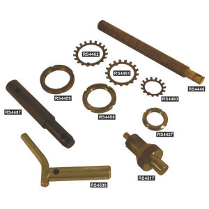 Rumptstad - Overige onderdelen
