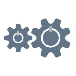 Knopermechanisme, aandrijving passend voor Claas Rollant 374/354/RF/RC