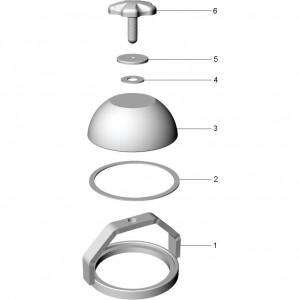 Peilglazen - Glas - Onderdelen