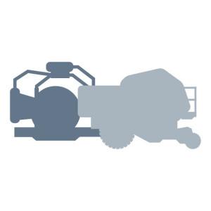Wikkelarm passend voor Claas Rollant 454 Uniwrap