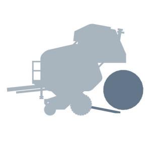 Balenafvoer passend voor Claas Rollant 455 Uniwrap